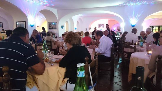 Hotel San Valentino Terme: Ужин