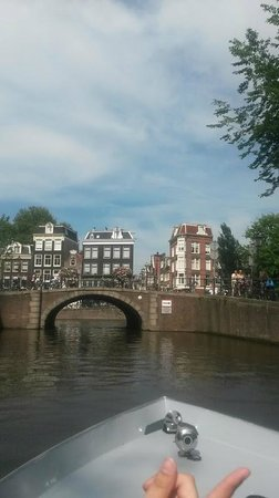 Hop On Hop Off : Canal Hopper Amsterdam photos by @TravelNetworkAU