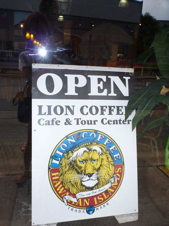 Lion Coffee Cafe