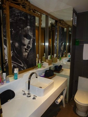 Hard Rock Hotel Penang : Bathroom