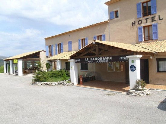 Hotel Le Panoramic: Hotel 1