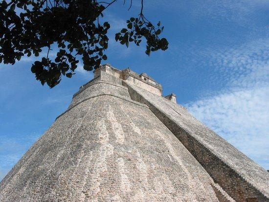Zona Arqueologica Uxmal: Grote piramide Uxmal