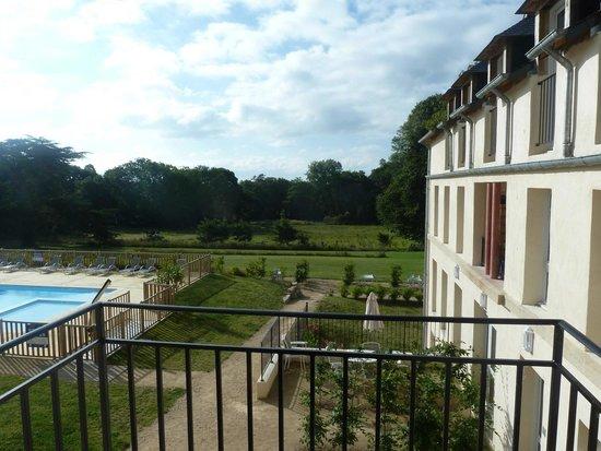 Residence Odalys Le Chateau de Kergonano