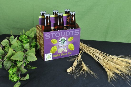 Stoudt's Black Angus Restaurant & Brew Pub: 4Play IPA