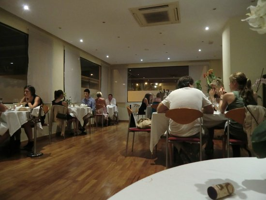 Restaurante S'Ametller: Restaurant
