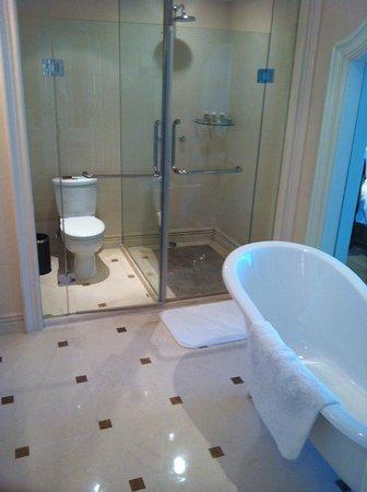Pullman Shanghai Skyway Hotel: Bath