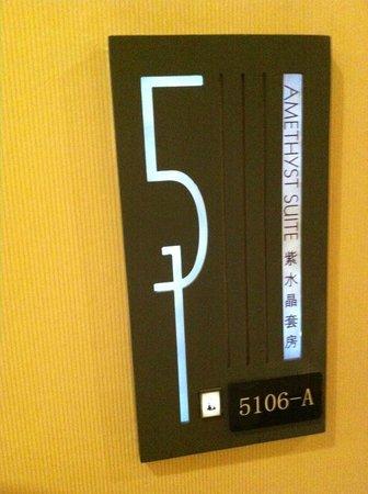 Pullman Shanghai Skyway Hotel: Room