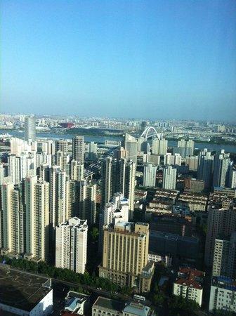 Pullman Shanghai Skyway Hotel: View