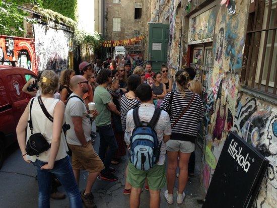 Alternative Berlin Tours: uitleg van onze gids Lynn