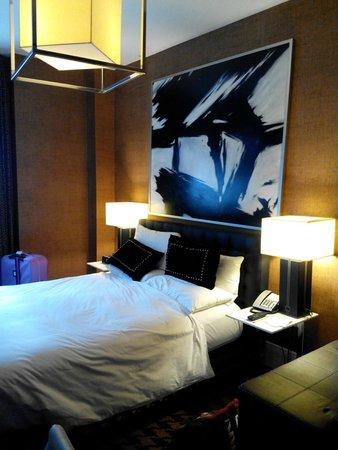 Ameritania Hotel: Letto King Size