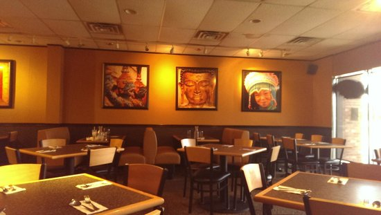 Taste of Thailand: Newly decorated space