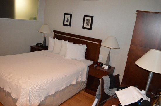 BEST WESTERN Bowery Hanbee Hotel: Chambre