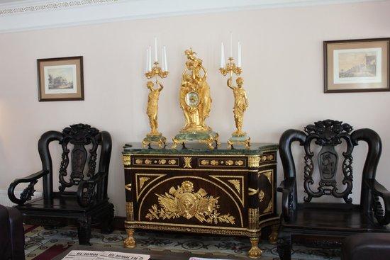Grand Peterhof: холл