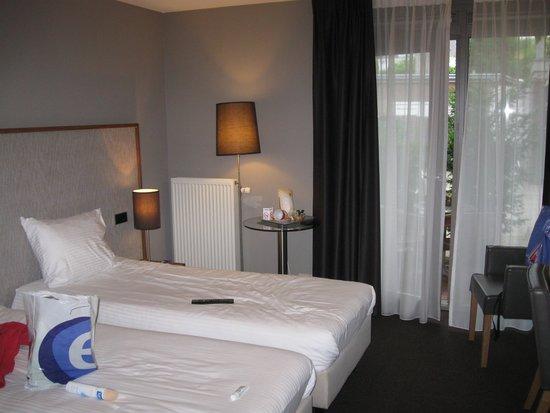 Linge Hotel Elst: De kamer
