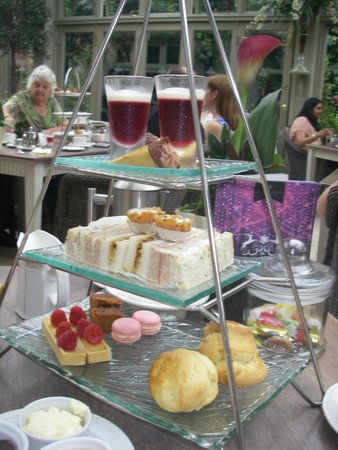 Coombe Abbey Hotel: Abbots tea