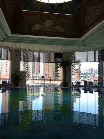 Pullman Shanghai Skyway Hotel: pool