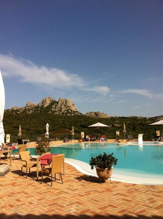 Hotel Parco degli Ulivi: vista mozzafiato
