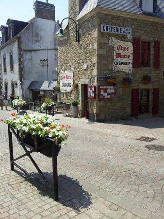 Chez Marie : facade restaurant