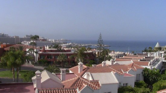 Fanabe Costa Sur Hotel: view from 4457