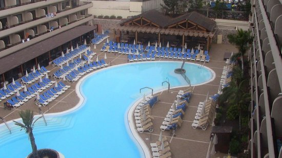 GF Fanabe: pool area