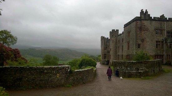 Muncaster Castle: The Castle