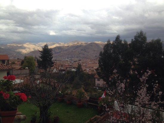 Encantada Casa Boutique Spa : View from hotel