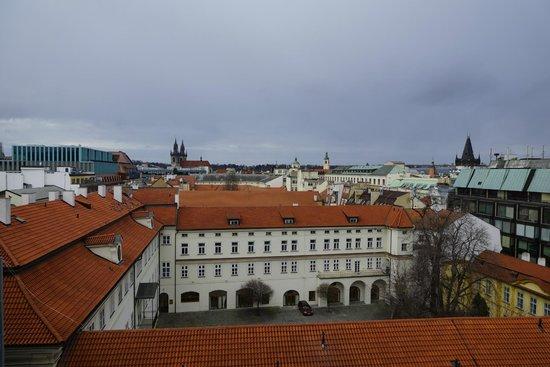 NYX Prague : Вид на город