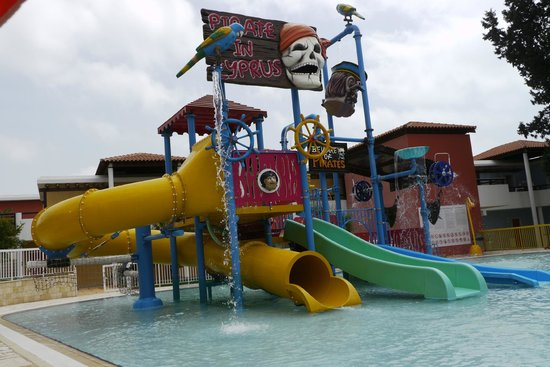 Atlantica Aeneas Hotel: Детский бассейн