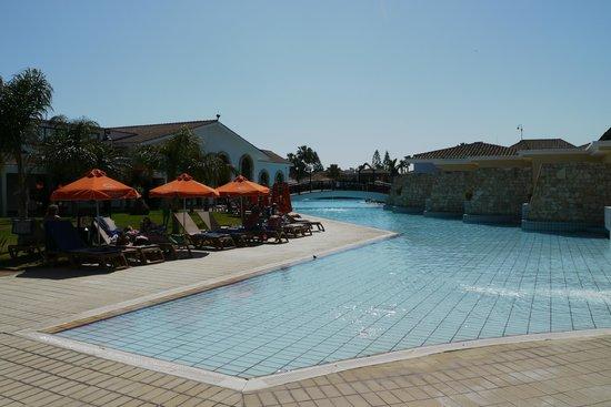 Atlantica Aeneas Hotel: Территория отеля.