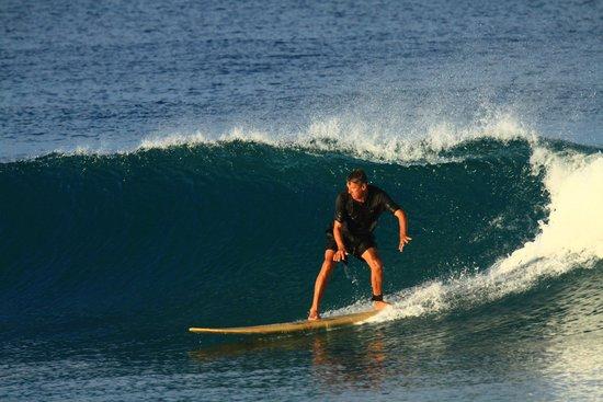 Mato's Surf Shop: Great time @ Matos surf shop Playa Grande