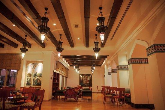 Fantasia Hotel De Luxe : Inside the hotel
