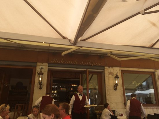 Ristorante San Stefano : the restaurant
