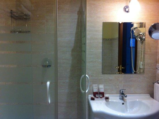 Hotel Regent Rome: Bagno