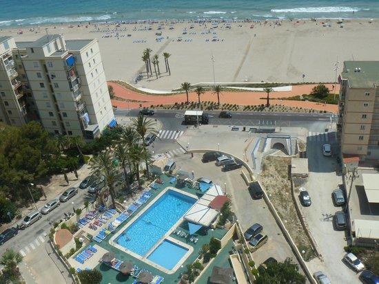 Hotel Poseidon Playa: Алина