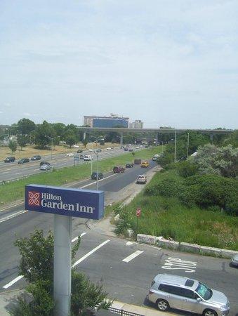 Hilton Garden Inn Queens / JFK Airport: view