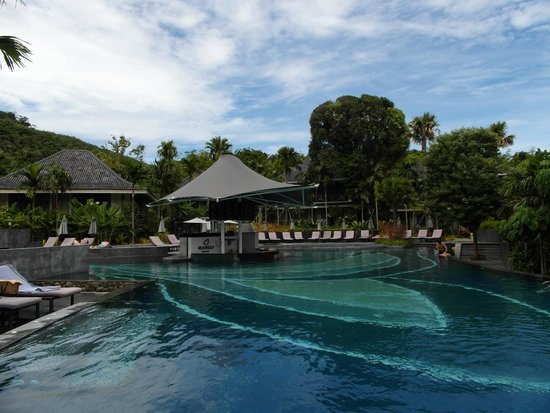 Mandarava Resort and Spa: Poolbereich