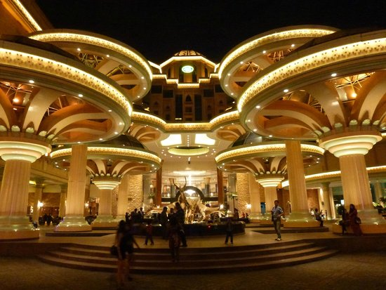 Sunway Resort Hotel & Spa : Hotel Entrance