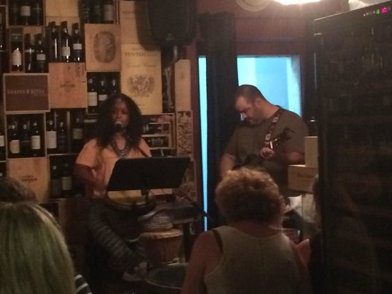 Grapes and Bites: Live music