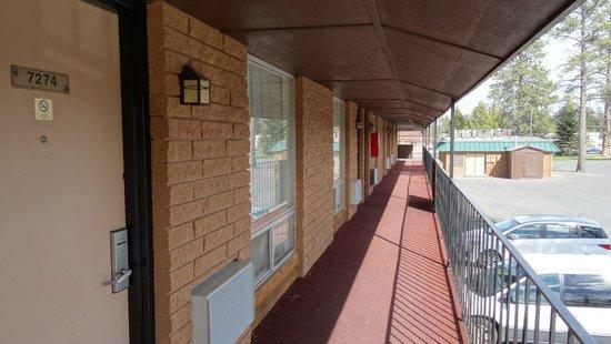 Best Western Plus Ruby's Inn: Второй этаж