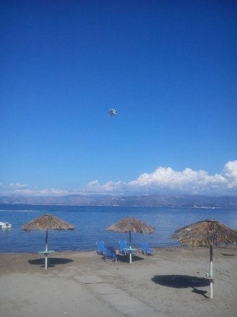 Trabukos Studios and Apartments: The beach