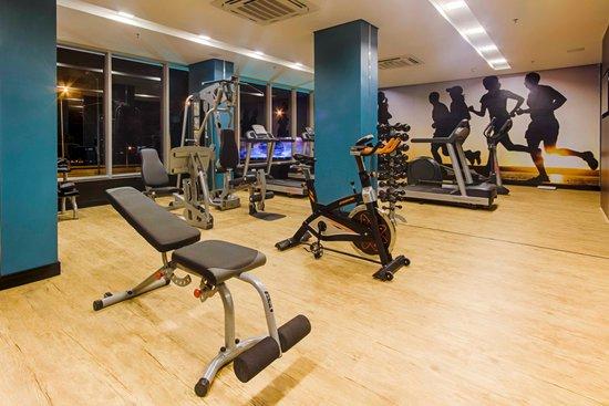Hotel ibis Styles Confins Aeroporto: Fitness