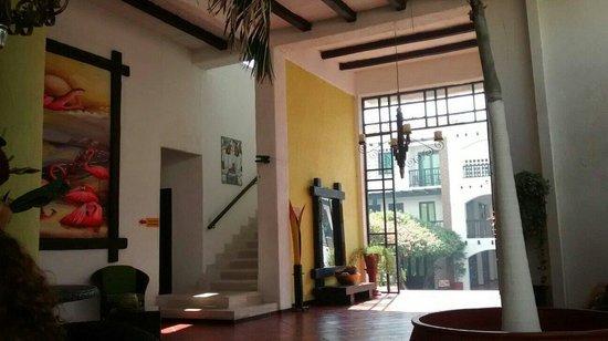 Sansiraka Hotel : Ambiente agradable