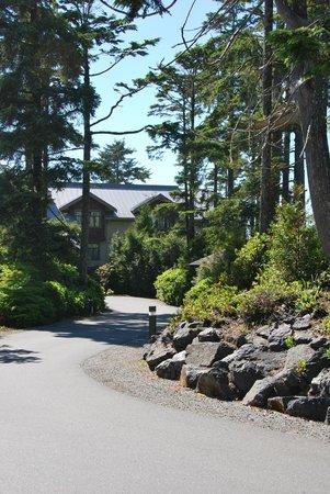 Long Beach Lodge Resort: Hotel grounds