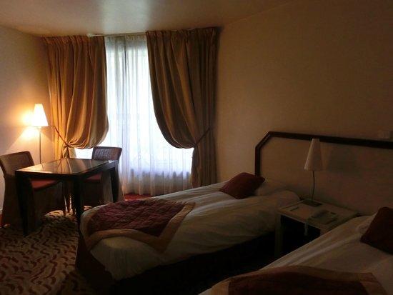 Mercure Aix Les Bains Domaine de Marlioz : Room