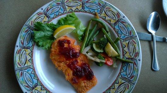 Mariah's: Salmon