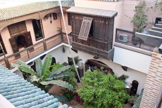 Riad Ilayka : Inner court