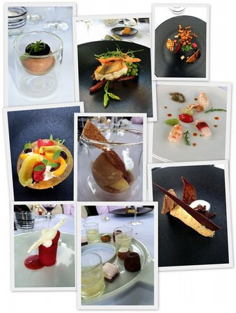 Restaurant Le Saint-James Relais & Chateaux : Saint James
