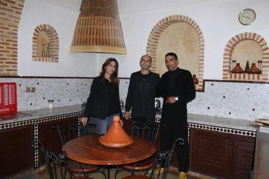 Riad Ilayka : Anna, Abdoul and Ibrahim