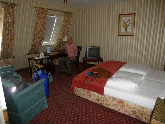 """Hotel Schlicker """"Zum Goldenen Löwen"""": Room 521"""