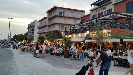Avis Sur Le Restaurant La Reserve  Ef Bf Bd Argeles Sur Mer
